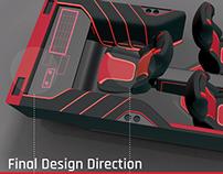 HONDA - Utility Vehicle (Focus on UX Design)