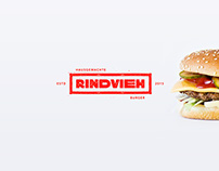 """Rindvieh"" – Burger Restaurant (work in progress)"