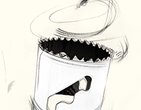 Rubbermaid - Product Illustrations