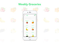 Weekly Groceries