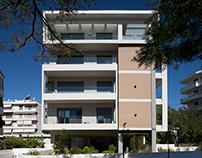 Apartment Building in Chalandri, Athens