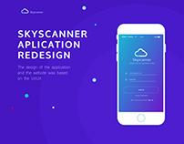 Skyscanner redesign