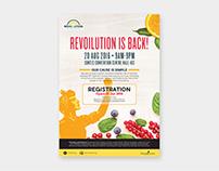 Campaign Design: RevOILution / 2016