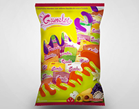 Packaging - Caramelos