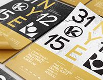 NYE - Branding