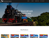 Railroad Collectibles Wordpress Shop