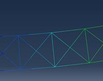 Design of a Plane Truss