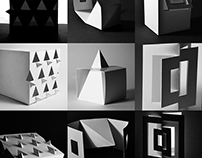 GEOMETRIC PAPER FORMS