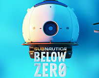 SUBNAUTICA Below Zero DropPod concept