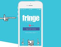 Fringe app redesign