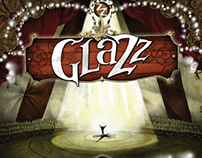 GLAZZ's 'Cirquelectric' CD Artwork