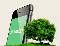Grunwelt landscaping website