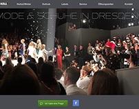 LA DONNA Website