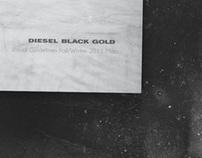 Diesel Black Gold | Visual Guideline FW12