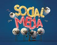 Eid Al-Adha | 50 SOCIAL MEDIA DESIGNS