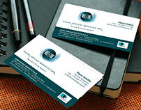 Business card Elma Group