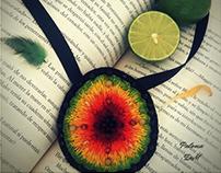 Mandala Lima limón