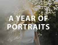A YEAR OF PORTRAITS