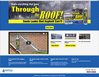 Through the Roof!® Responsive Web Page