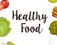 Kalender 2016 Healthy Food