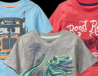 Gap Factory Sp16 Toddler Boys Graphic Tee Shirts