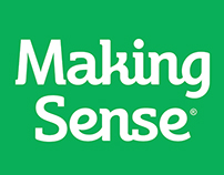 MAKING SENSE Branding