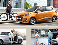 Hyundai Jamaica Website Design