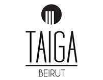 Taiga Beirut - Social Media Posts design