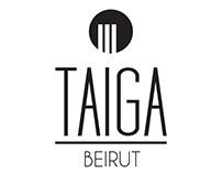 Taiga Beirut - Social Media Posts design