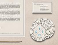 C2C Life Coaching/GLC – Brand Identity + Cert Design