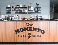 UNO Pizza & Coffee. 2017
