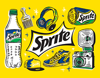 Sprite / Uncontainable 2015