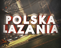 YouTube banner for PolskaLazania