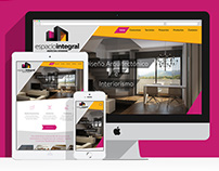 Espacio Integral Web Redesign