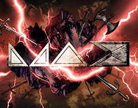 ADOBE MAX CHALLENGE参加 title:Thunder Max