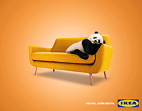 IKEA Sleep Well,Become Beautiful