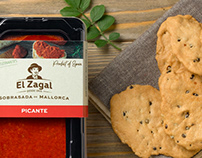 El Zagal - Branding and packaging