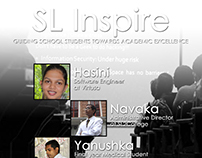 Poster design for SL2College School seminar - 2014