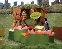 FEEDING AMERICA (Exhibition Design)