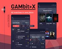 GAMbit_X APP
