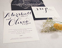 Marshall + Olivia: Wedding Collateral