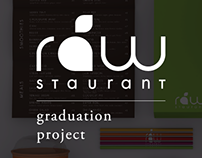 RAWSTAURANT - graduation project