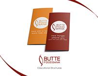 Butte Food Bank | Brochure
