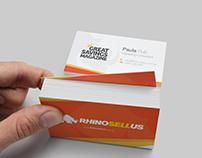 Branding - Ref: Rhinosellus Brand Development