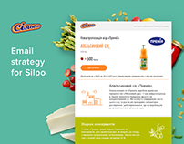 Email Strategy for Silpo