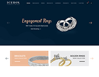 ICE Box Web Design