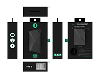 Jade J Tech Package Design
