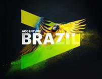 Accenture Latin Rebrand