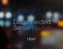 Disconnected Sense/Media campaing