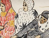 Zanzibar Sketches